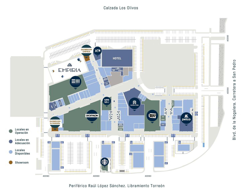 Departamentos en venta en Torreón