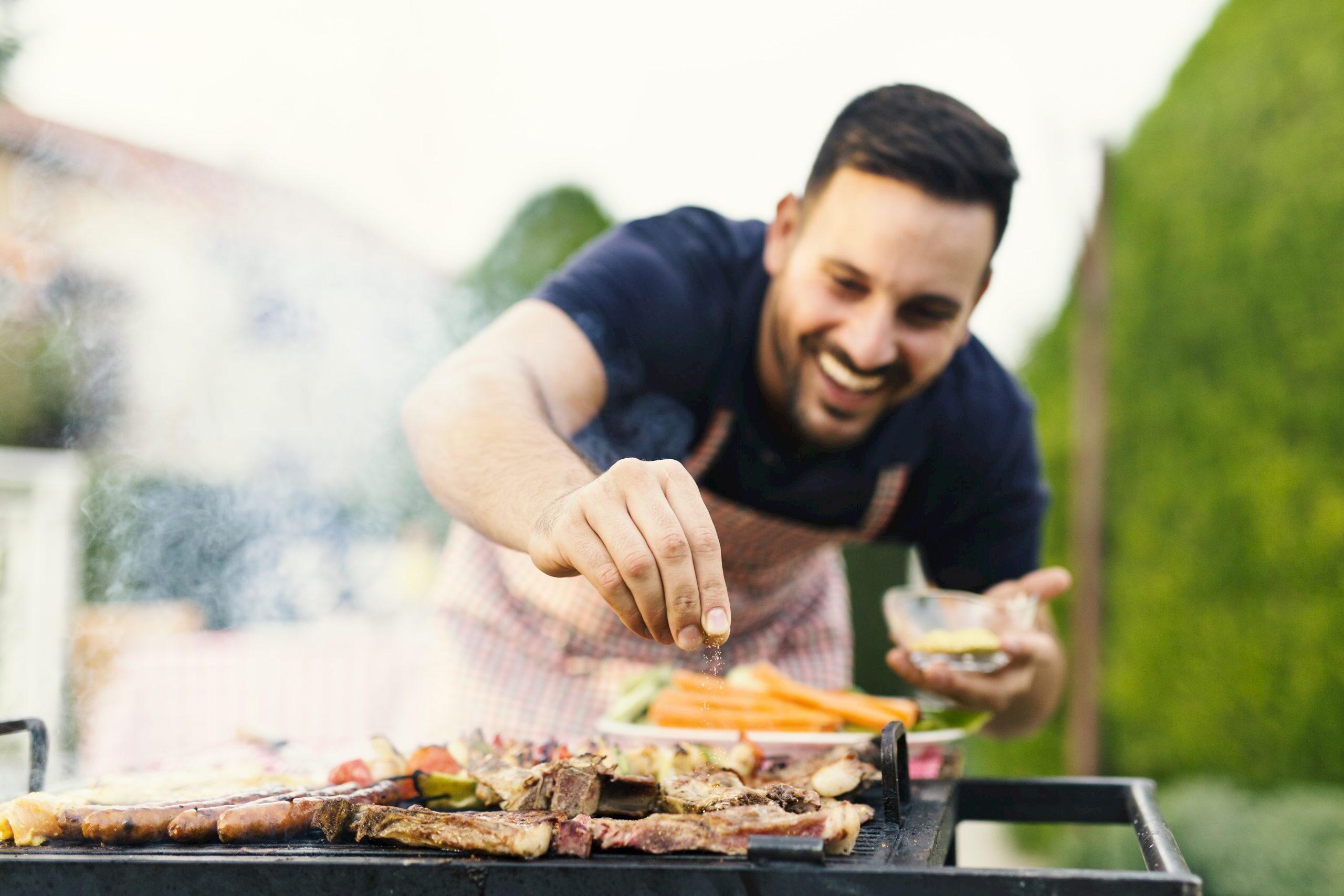 especias básicas para marinar la carne